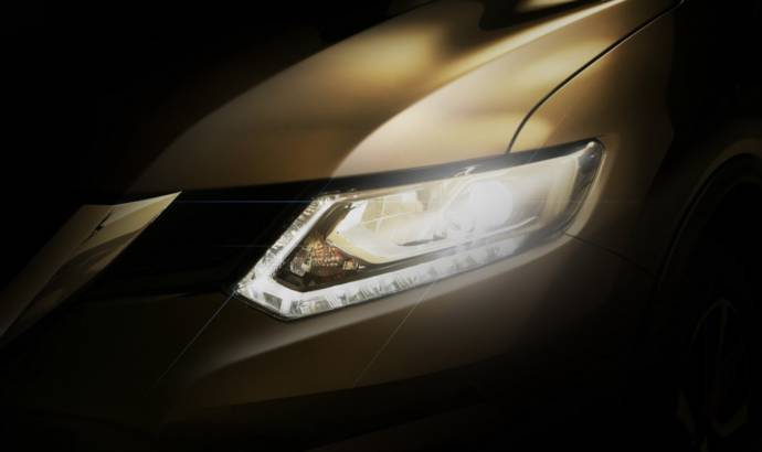 Nissan Rogue first teaser announces its world debut in Frankfurt