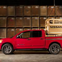 Nissan Titan will offer a Cummins V8 Turbo Diesel