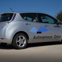 Nissan autonomous cars will be ready until 2020