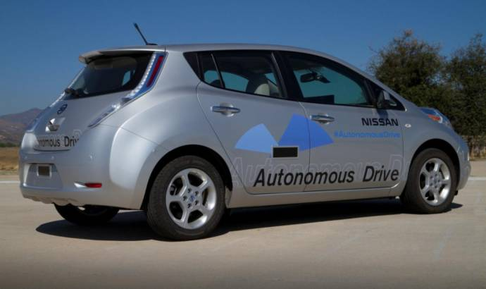 Nissan autonomous cars will be ready until 2020