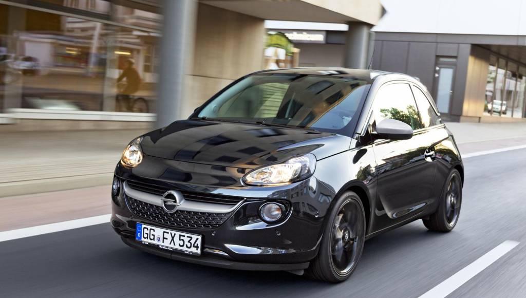 Opel Adam Black Link and White Link to debut in Frankfurt