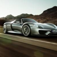 Porsche is working on a 4 door 918 Spyder