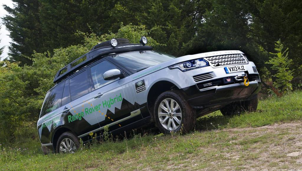 Range Rover Hybrid and Range Rover Sport Hybrid officially announced