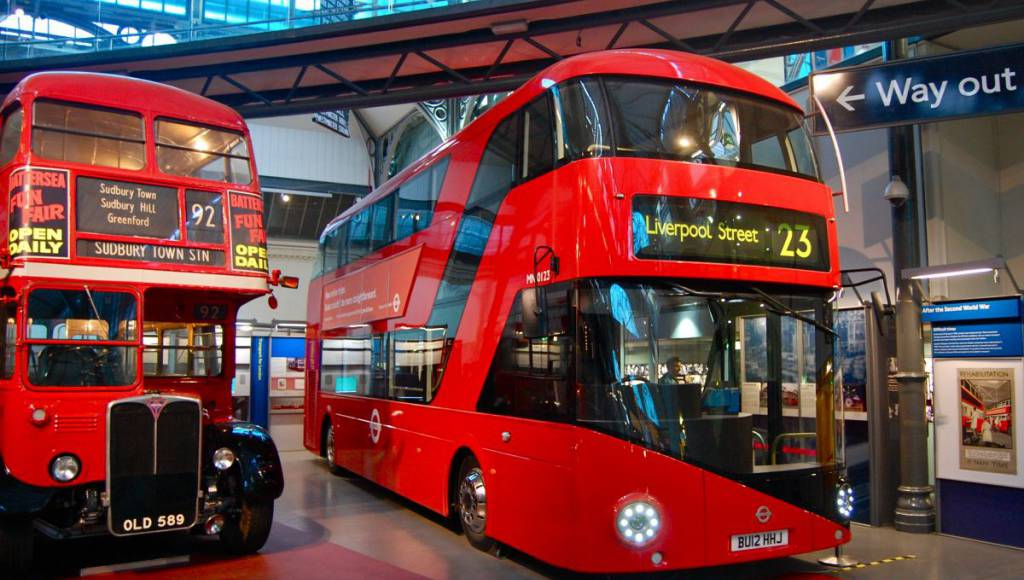The New Routemaster: Another London Icon?