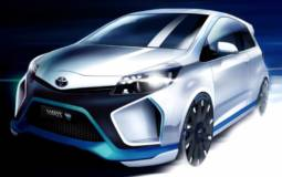 Toyota Yaris Hybrid R - more information arrive ahead of Frankfurt