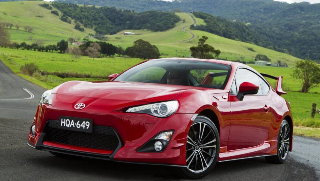Toyota is considering a GT86 small brother