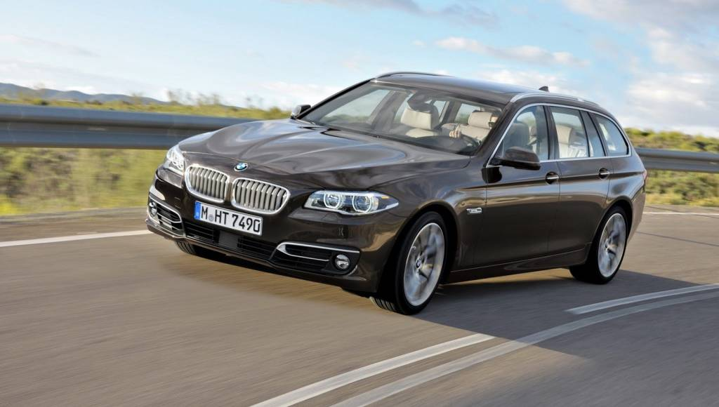 VIDEO: BMW 5 Series facelift first presentation