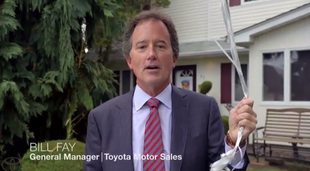 VIDEO: This is how Toyota rewards its 50 millionth customer in the US