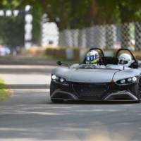 VUHL 05 Mexican supercar to enter production