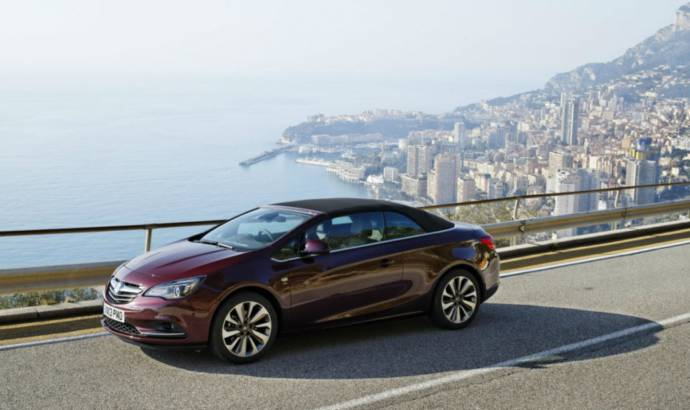 Vauxhall Cascada to receive a 200 hp SIDI engine at IAA Frankfurt