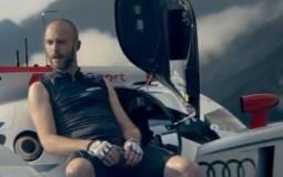 Video: Audi RS6 Avant compared to the R18 e-tron Quattro in the latest ad