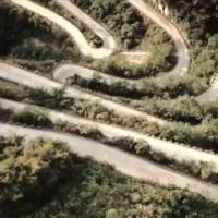 Video: Drift King by Red Bull on Tianmenshan Mountain