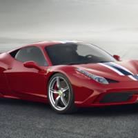 Video: Ferrari 458 Speciale caught on Barcelona streets
