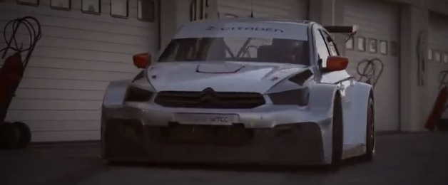Video: Sebastien Loeb and Citroen C-Elysee WTCC at Paul Ricard