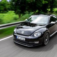 Volkswagen Beetle and Beetle Cabrio modified by ABT Sportsline