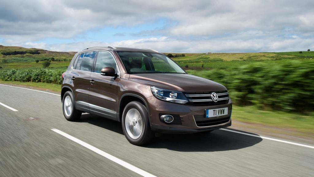 Volkswagen Tiguan Match special edition introduced in UK