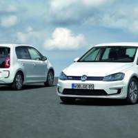 Volkswagen e-Golf will debut at IAA Frankfurt