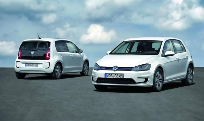 Volkswagen e-Golf will debut at IAA Frankfurt