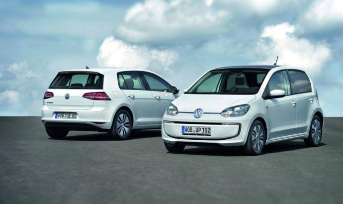 Volkswagen e-Up! to arrive in Frankfurt in September 10