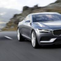 Volvo Coupe Concept comes just in time for IAA Frankfurt