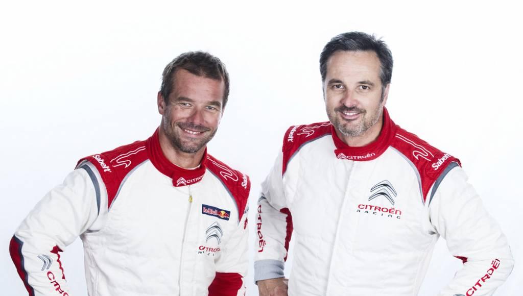 Yvan Muller will race along Sebastian Loeb and Citroen in WTCC