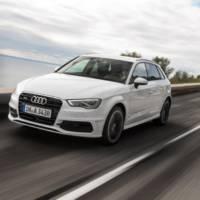 2013 Audi A3 - 2.0 liter TDI 184 HP engine introduced in UK