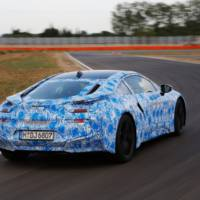 2013 BMW i8 Plug-in Hybrid Coupe - Photos and details