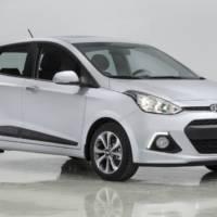 2013 Hyundai i10 - official photos and details