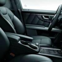 2013 Mercedes-Benz GLK Schwarz Edition - Japan only