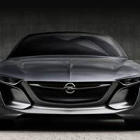 2013 Opel Monza Concept will come to Frankfurt