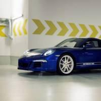 2013 Porsche 911 Carrera 4S 5 Million Facebook Fans Special Edition
