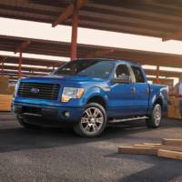 2014 Ford F-150 STX SuperCrew available in the US