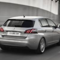 2014 Peugeot 308 - New pictures and details ahead of Frankfurt debut