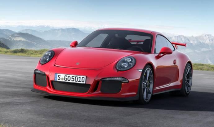 2014 Porsche 911 GT3 RS new details