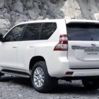 2014 Toyota Land Cruiser Prado facelift - Official videos, unofficial pictures