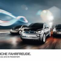 BMW i8 Coupe will come to Frankfurt