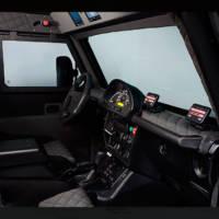 Armored Mercedes-Benz G63 AMG Gets Ballistic Test