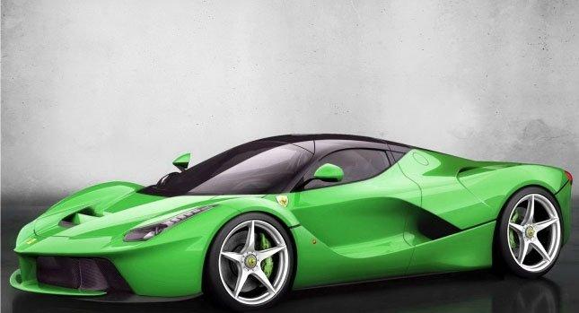 Ferrari will build more hybrids instead of EVs