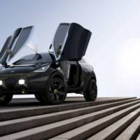 Kia Niro Concept unveiled as a Nissan Juke competitor