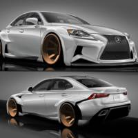 Lexus IS fan-created tuning to be introduced at SEMA