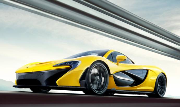 McLaren P1 supercar almost sold out