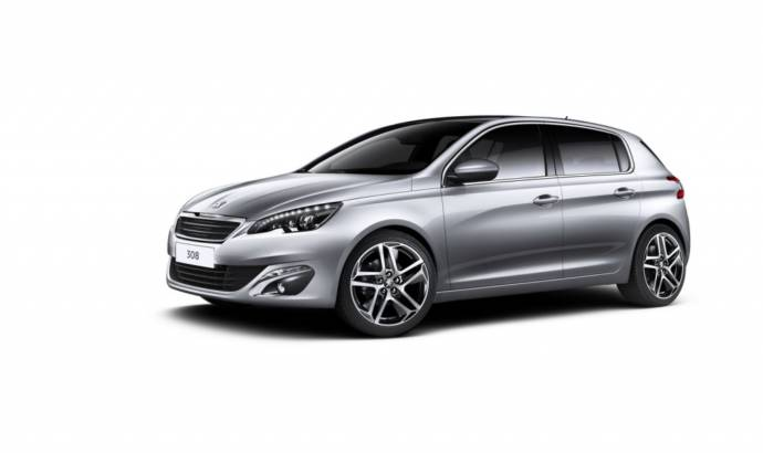 Peugeot 308 will be the main attraction at the French stand during IAA Frankfurt
