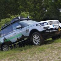 Range Rover Hybrid and Range Rover Sport Hybrid officially announced