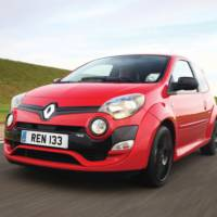 Renault Twingo RS says Good Bye to UK fans