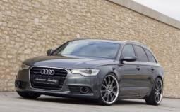 Senner Tuning Audi A6 Avant introduced