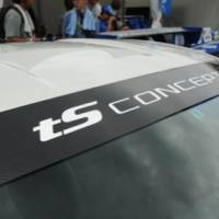 Subaru BRZ ts Concept is the STI car teased this week