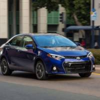 Toyota Corolla priced at 16.800 dollars in the US
