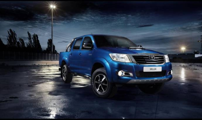 Toyota Hilux Invincible launched in Europe