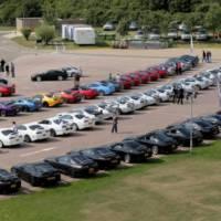Toyota Supra fans celebrate 20th anniversary