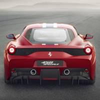VIDEO: Ferrari 458 Italia Speciale first clip